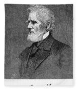 Arthur Tappan (1786-1865) Fleece Blanket