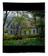 Artist Hideout 2 Fleece Blanket