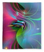 Ascention Fleece Blanket