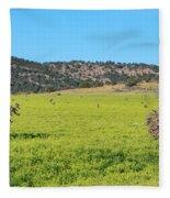 Ash Creek Valley II Fleece Blanket