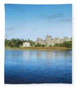 Ashford Castle Hotel, Near Cong, Co Fleece Blanket