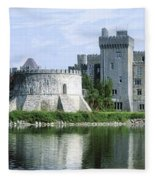Ashford Castle, Lough Corrib, Co Mayo Fleece Blanket