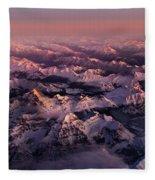 Assiniboine Fleece Blanket