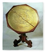 Astrolabe Fleece Blanket