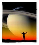 Astronomy Fleece Blanket