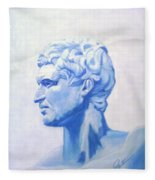 Athenian King Fleece Blanket