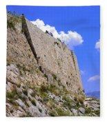 Athens Greece Fleece Blanket