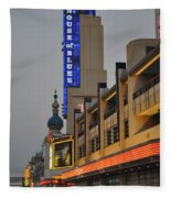Atlantic City House Of Blues Fleece Blanket