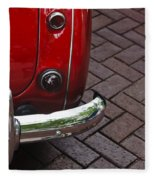 Austin Healey Fleece Blanket