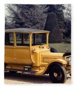 Auto: Daimler, 1913 Fleece Blanket
