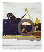 Auto: Rolls-royce, 1908 Fleece Blanket