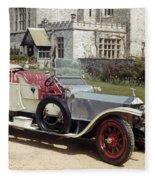 Auto: Rolls-royce, 1909 Fleece Blanket