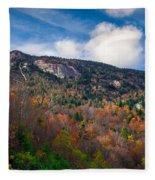 Autumn Summit Fleece Blanket