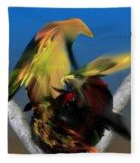Avian Dreams Series 1-1311 Fleece Blanket