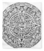 Aztec Calendar Photograph by Science Source
