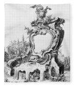 Babel: Fountain Fleece Blanket
