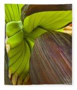 Baby Bananas Fleece Blanket
