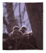 Baby Hawks Fleece Blanket