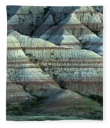 Badlands Splendor Fleece Blanket