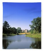 Ballinlough Castle, Clonmellon, Co Fleece Blanket