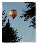 Balloon-7081 Fleece Blanket