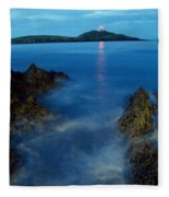 Ballycotton, County Cork, Ireland Fleece Blanket