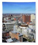 Baltimore Nw Fleece Blanket