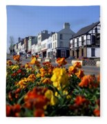 Banbridge, Co. Down, Ireland Fleece Blanket