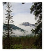 Banff View Fleece Blanket
