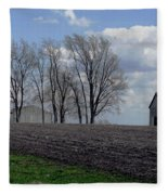 Barn Lot 1 Fleece Blanket