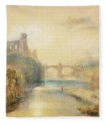 Barnard Castle  Fleece Blanket