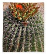 Barrell Cactus II Fleece Blanket