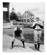 Baseball: Princeton, 1901 Fleece Blanket