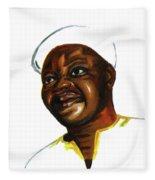 Bassek Ba Kobhio Fleece Blanket