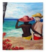 Beach Buddies Fleece Blanket