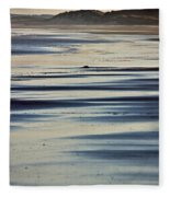 Beach Patterns Fleece Blanket