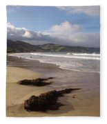 Beach Surf Fleece Blanket
