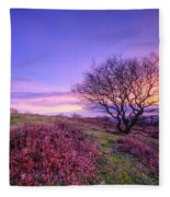 Beacon Hill Sunrise 1.0 Fleece Blanket