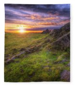 Beacon Hill Sunrise 11.0 Fleece Blanket