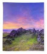 Beacon Hill Sunrise 3.0 Pano Fleece Blanket