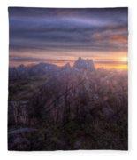 Beacon Hill Sunrise 4.0 Fleece Blanket