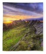 Beacon Hill Sunrise 5.0 Fleece Blanket