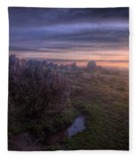 Beacon Hill Sunrise 6.0 Fleece Blanket