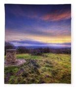 Beacon Hill Sunrise 8.0 Fleece Blanket