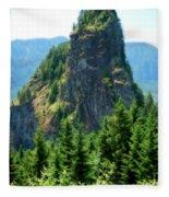 Beacon Rock Fleece Blanket