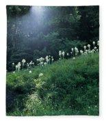 Bear-grass Ridge Fleece Blanket