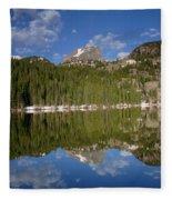 Bear Lake 4 Fleece Blanket