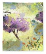 Beautiful Andalusia 04 Fleece Blanket