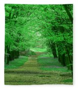 Beechwood Grove Fleece Blanket