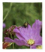 Beetlejuice Fleece Blanket